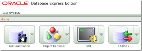 Unlock Database User Account in Oracle Express Edition